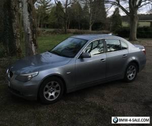 2004 BMW 525i Automatic 2004 Grey very nice car  for Sale