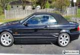 2000 BMW 3-Series 323Ci for Sale