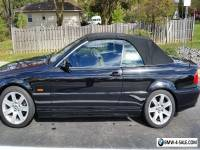 2000 BMW 3-Series 323Ci