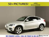 2009 BMW X6 2009 xDrive50i AWD NAV SPORT-PKG SUNROOF HUD DVD