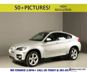 2009 BMW X6 2009 xDrive50i AWD NAV SPORT-PKG SUNROOF HUD DVD for Sale