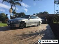 1998 BMW E36 318iS 5 Speed 2 Door Coupe