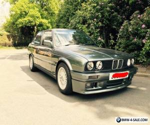 Bmw E30 325i Sport Coupe for Sale