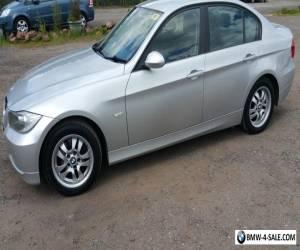 2007 BMW 320D DIESEL SE MODEL ,LATER SHAPE .6 SPEED for Sale