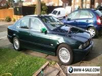 BMW 520 se (e39)