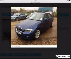 BMW 330D MSport for Sale