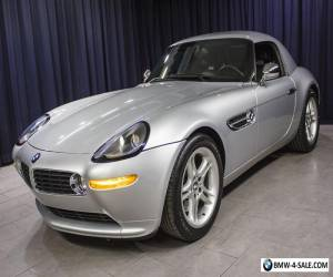 BMW: Z8 6-SPEED MANUAL for Sale