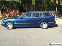 1997 BMW 528i Wagon MY97 E39