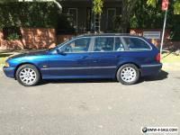 1997 BMW 528i Wagon MY97 E39
