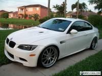 2009 BMW M3 E92 SMG