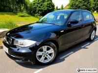 BMW 118D SE 5 Door Black #IMMACULATE#