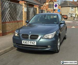 2008 BMW 525d SE Automatic LCI FSH Facelift for Sale