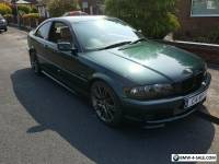BMW 330CI M SPORT COUPE MET GREEN GREAT CAR
