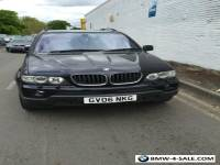 2006 BMW X5 SPORT D AUTO BLACK