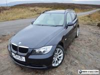 "2008 ""58"" plate BMW 3 Series 2.0 320d ES Touring 5dr"