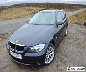 "2008 ""58"" plate BMW 3 Series 2.0 320d ES Touring 5dr for Sale"
