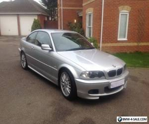 BMW 330i M Sport Silver 2002 for Sale