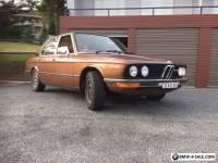 BMW 1974 525 5 months rego