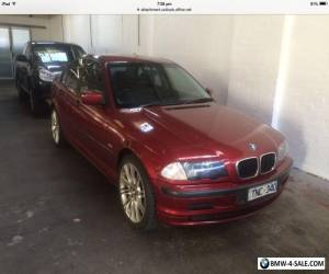 1999 BMW 318I SEDAN AUTO REG 4/2017 149,000 KLMS 18 INCH MSPORT STYLE ALLOYS  for Sale