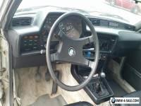 1978 BMW 6-Series