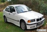 BMW 316i E36 Built July 1996 for Sale