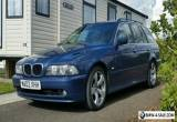 BMW 525i TOURING SE E39 estate for Sale