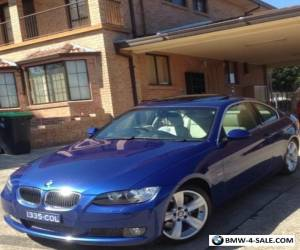 Bmw e92 335i coupe 2009 model 72000 ks log book excellent condition for Sale