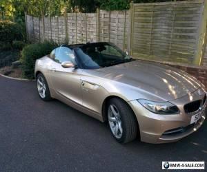 BMW Z4 2.5I Manual 2011  for Sale
