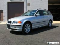 2001 BMW 3-Series 2001 BMW 325xi AWD WAGON NOT MERCEDES-BENZ