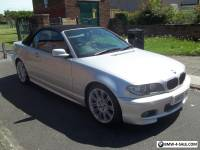 2006 06 BMW 318 CI M SPORT 2.0 PETROL CONVERTIBLE 104K FSH MOT