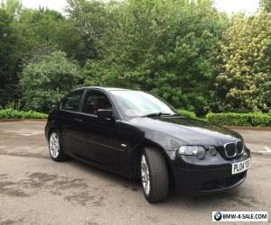 BMW 316TI SE COMPACT M SPORTS, RARE FULL RED INTERIOR, REFURBISHED ENGINE 112K!! for Sale