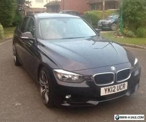 BMW 320d msport pack 2012 fsh leather seats sat nav Dab radio low miles  for Sale