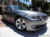 2013 BMW 5-Series 528 I TURBO