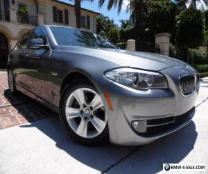 2013 BMW 5-Series 528 I TURBO for Sale