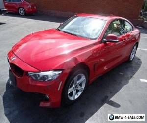 2015 BMW 4-Series 428i coupe for Sale