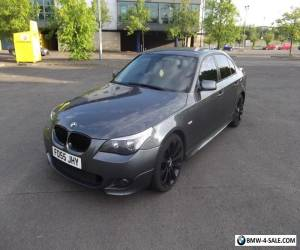 BMW 525D Titanium Grey for Sale