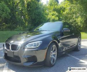 2013 BMW M6 for Sale