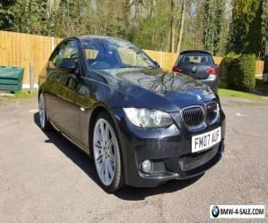 BMW E92 330d M Sport Coupe Auto Black Top Spec *Just serviced*  66,000k Miles for Sale