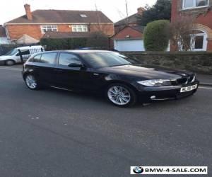 BMW 2008 (58) 1.6 petrol M Sport  for Sale