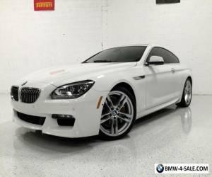 2012 BMW 6-Series 650i $110K MSRP! LOADED! M SPORT PKG! for Sale