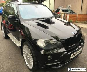 2007 BMW X5 E70 KHAN SPECIAL EDITION VERY HUGE SPEC GREAT CONDITION for Sale