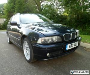 BMW 525I  TOURING ESTATE AUTOMATIC REALLY CLEAN CAR AIRCON/CRUISE LOADED for Sale