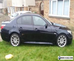 2005 BMW MSPORT 2.5 LITRE - LOW MILEAGE for Sale