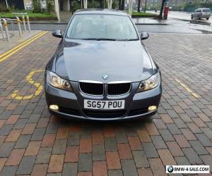 BMW320 DISEL automatic 2007 MOT.04 2017 108450 mile cream leather full service  for Sale