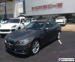 2014 BMW 5-Series TRADE/FINANCE/DELIVER for Sale