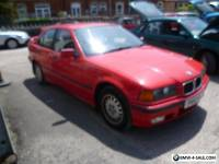 BMW 318 Petrol Saloon car