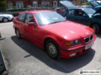 BMW 318 Petrol Saloon car