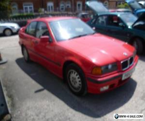 BMW 318 Petrol Saloon car for Sale