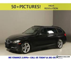 2014 BMW 3-Series 2014 328i XDRIVE WAGON SPORT AWD NAV PANO HUD PREM for Sale