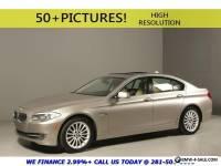 2013 BMW 5-Series 2013 535i NAV SUNROOF LEATHER SPORT REARCAM PREM